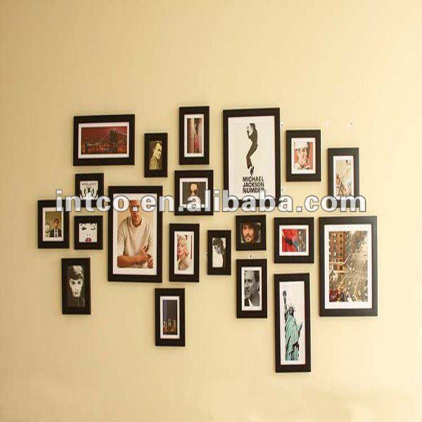 Excepcional Collage Marco De Imagen En La Pared Molde - Ideas de ...