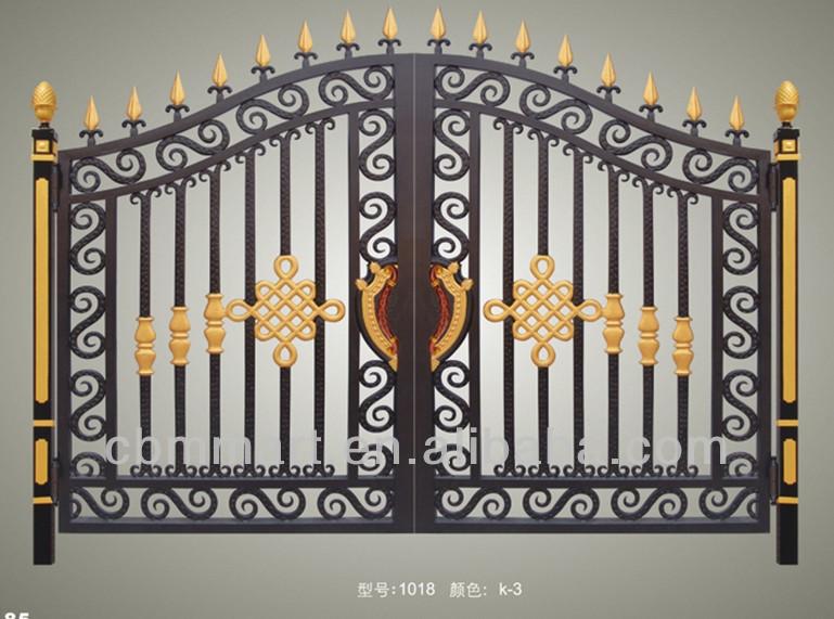 Irrigation Gates Steel Pipe Gate Design