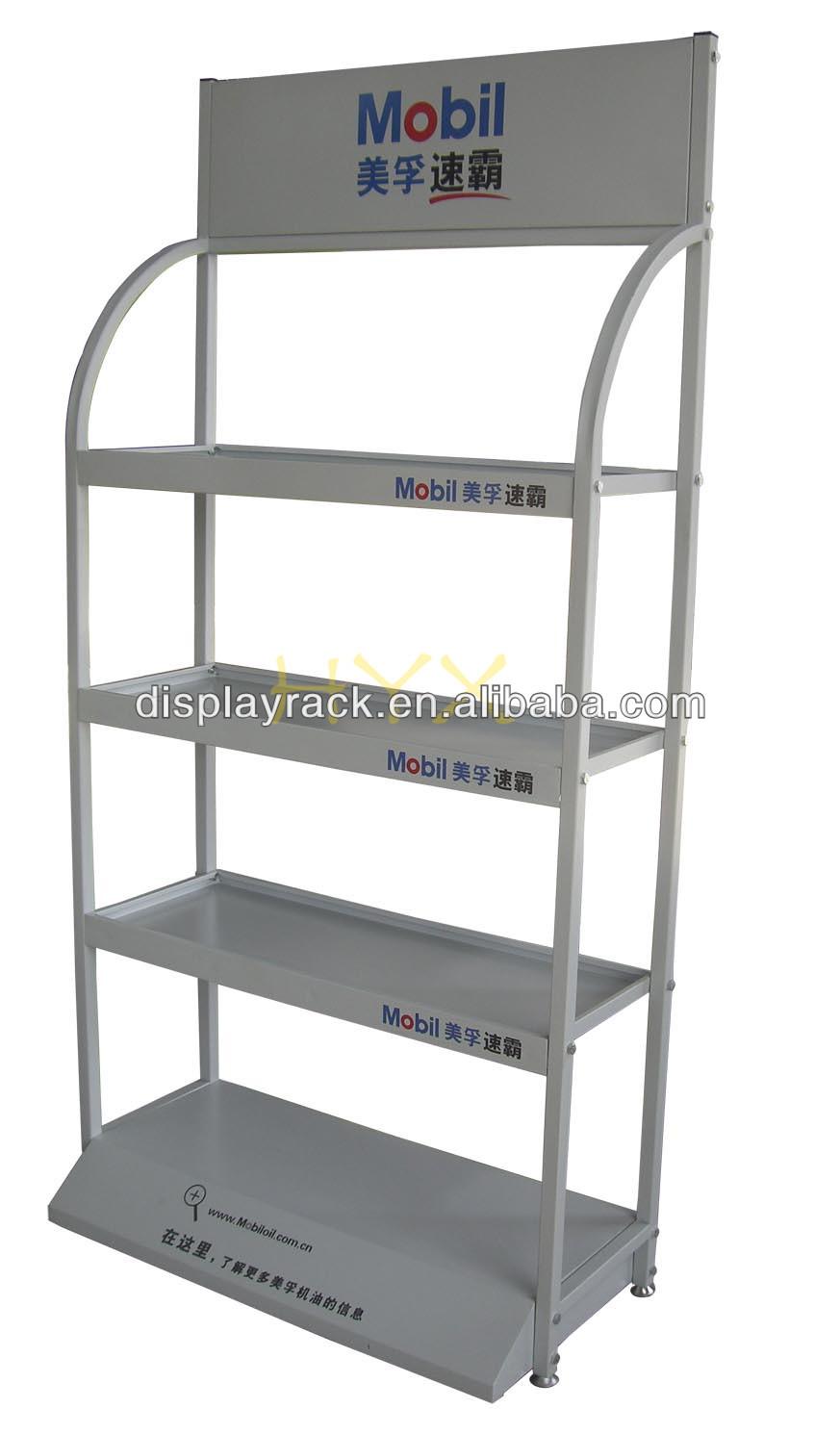 Display Your Rack ~ Three layers lubricating oil display rack engine