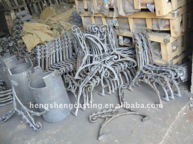 Cast Iron Garden bench leg , outdoor metal bench leg, View Metal bench leg, HS Product Details