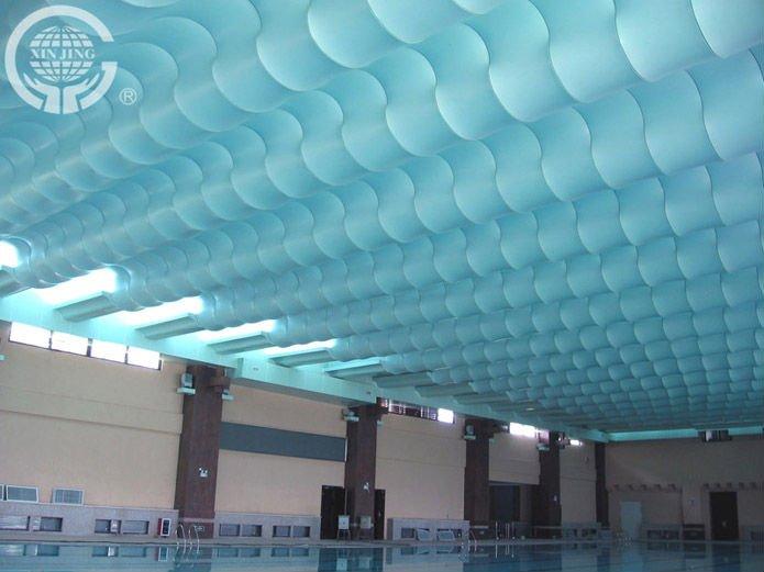 Natatorium Swimming Pool Curved Aluminum Ceiling Buy