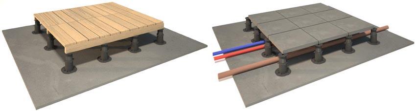kunststoff einstellbar fliese sockel f r steinboden buy. Black Bedroom Furniture Sets. Home Design Ideas
