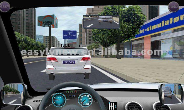 Car Driving School Simulator Online