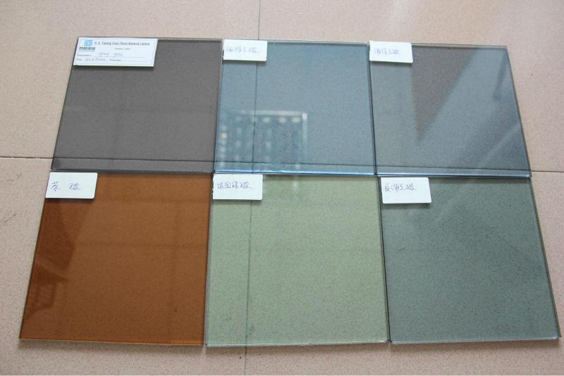 Tinted Glass Shower Shower Door Glass En12150 Buy