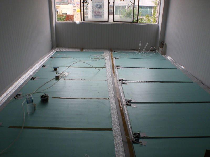 Korean Floor Heating Panel By Hot Water