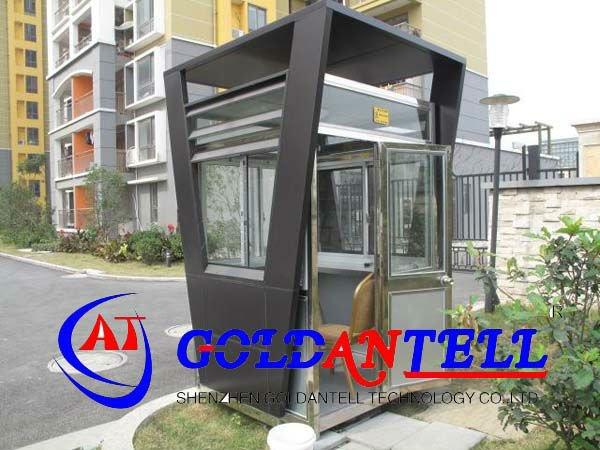 New Style Portable Light Steel Sentry Box House Amp Mobile