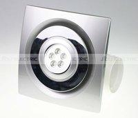 Bathroom Ceiling Exhaust Fan Led Light - Buy Exhaust Fan Led Light ...