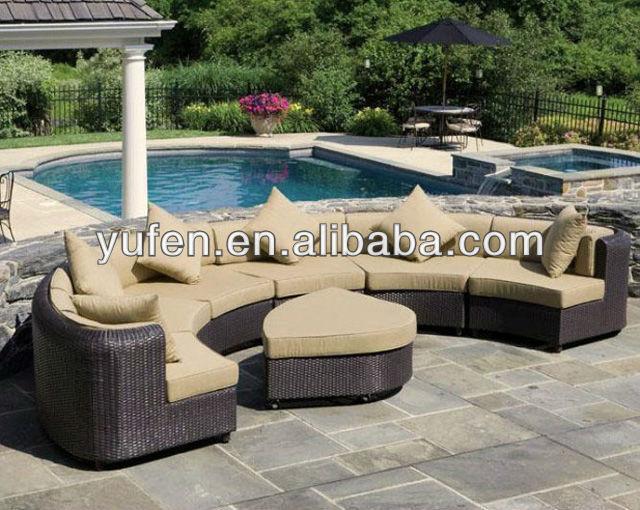 Aluminum Rattan Fiberglass Outdoor Furniture Buy