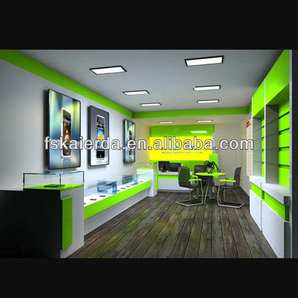 Shop Furniture Display Mobile Phone Shop Decoration - Buy Mobile ... | title