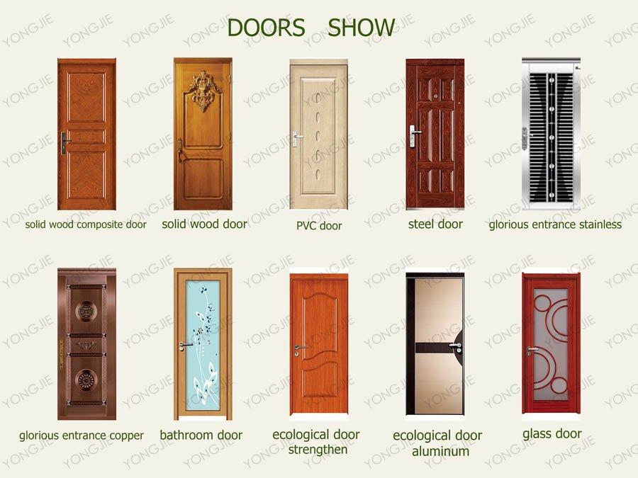 Stanley steel exterior and interior door buy stanley for Office front door design