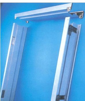 Pressed Steel Door Frames Galvanized Steel Door Frame