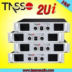 Yamaha 600w*2 Pa Audio Line Array Church Sound System