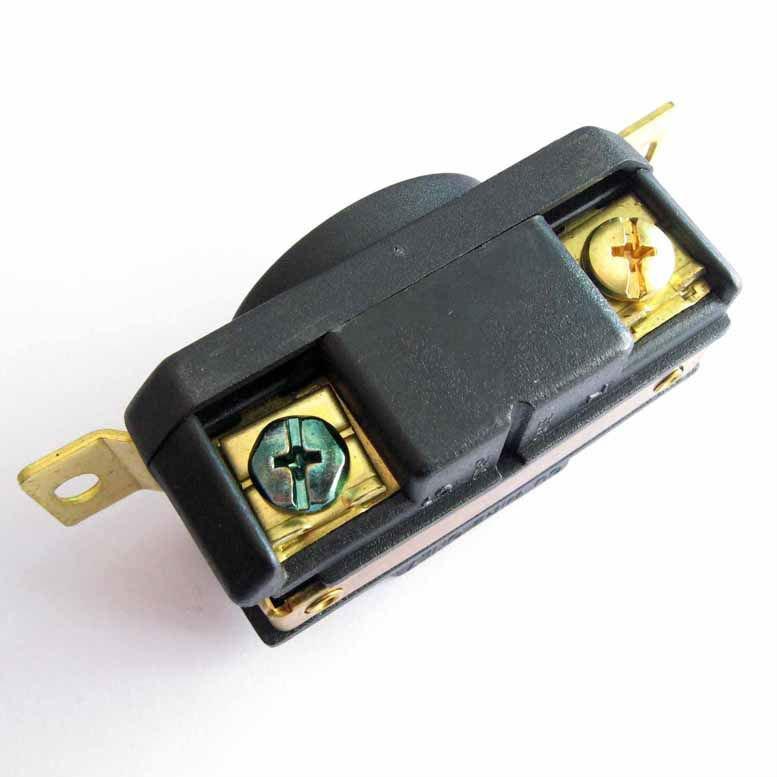 Nema L15-30  Wj-6436b Twist Lock Receptacle