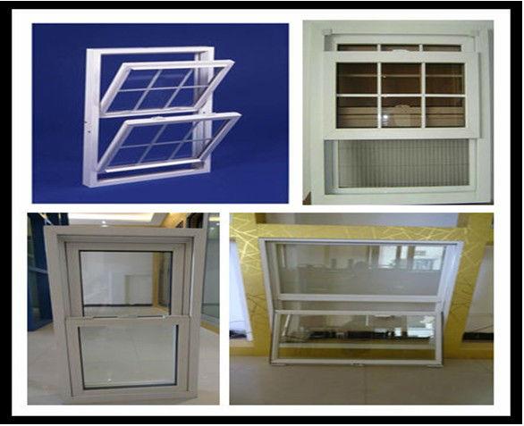 Upvc double hung windows upward opening buy upvc double for Buy double hung windows online