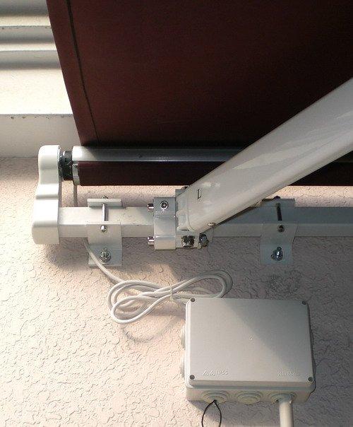 Motorized Ceiling Bracket/awning Wall Mount Brackets - Buy ...