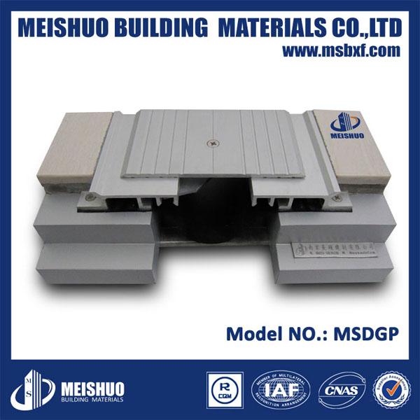 Premolded expansion joint filler aluminum