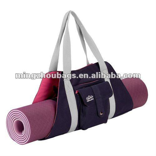 Fle Designer Yoga Mat Duffel Bags