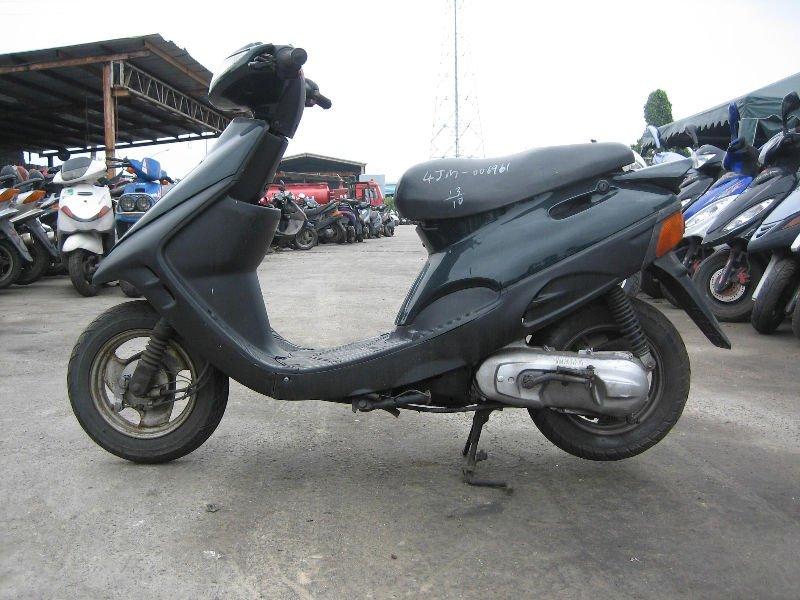 moto scooter jog