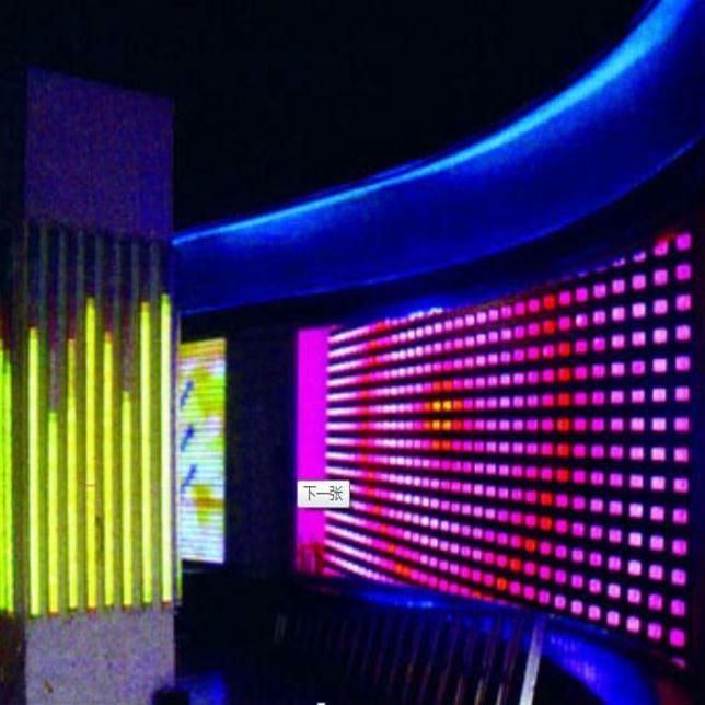 Full color changing stage backdrop decoration pixel led - Decoration led interieur ...