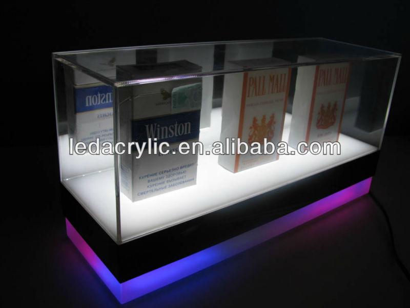 Well known Acrylic Light Box Display: Perspex plexiglass handmade led  TH07