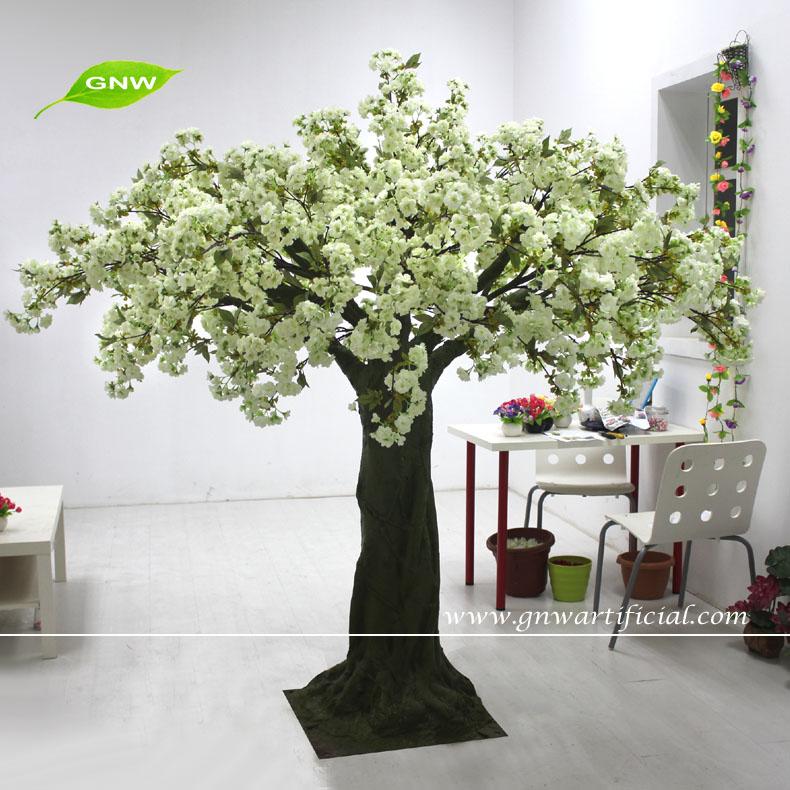 GNW BLS037 7ft White Silk wholesale flowers cherry blossom tree ...