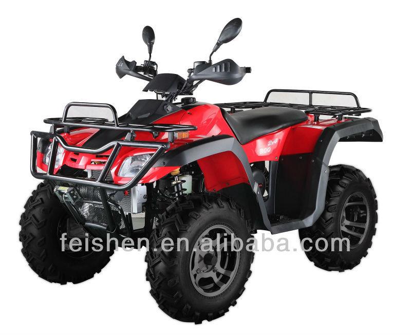 300cc 4x4 Atv Quad Bike Fa D300 2wd 4wd Buy Legal Road Atv 4x4