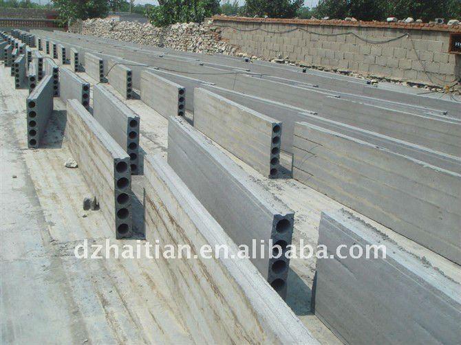 Lightweight Wall Panel Machine Precast Concrete Wall Panel