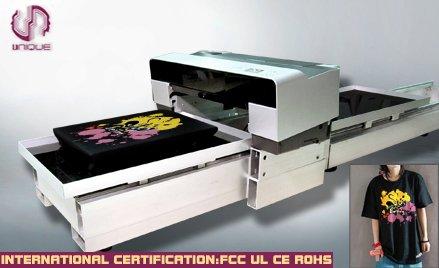 Used direct to garment printer buy t shirt printing for Direct print t shirt printer