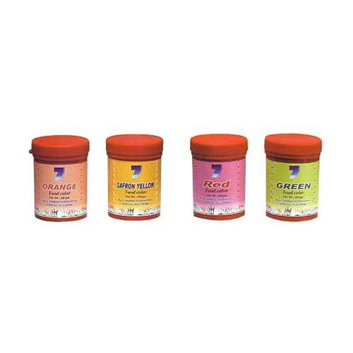 Saffron Yellow Food Colour Powder - Buy Organic Food Coloring ...