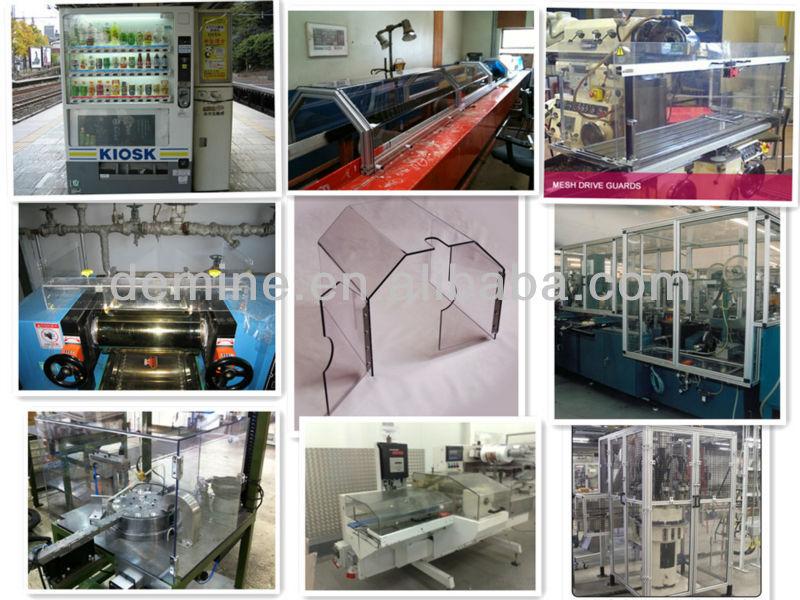 Polycarbonate Machine Guarding/polycarbonate Safety Guard ...
