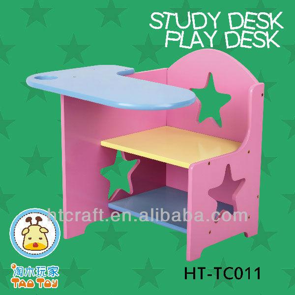 Ht tc011 colorida peque o mdf mesa ni os muebles para for Sillas para estudiar