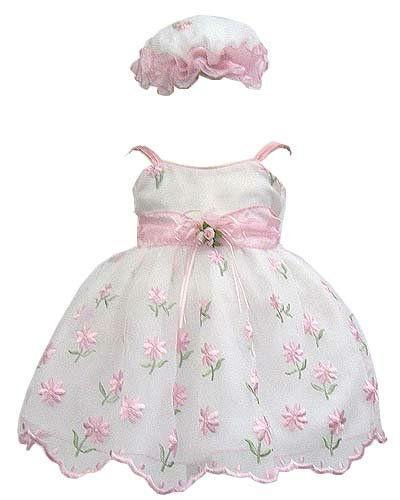 Vestidos de fiesta para bebes de 24 meses