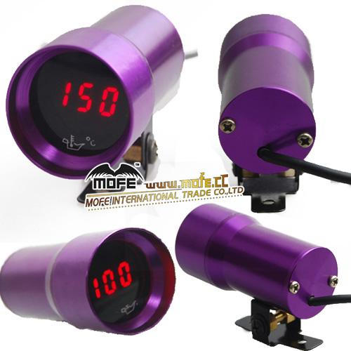 37mm racing digital egt gauge buy egt gauge product on. Black Bedroom Furniture Sets. Home Design Ideas