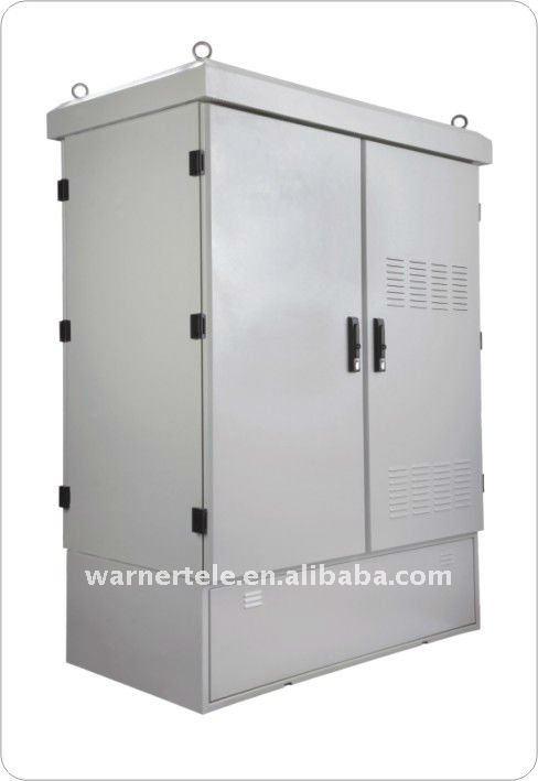 W-tel Telecom Power Equipment Outdoor Nema Rack Cabinet Enclosure ...