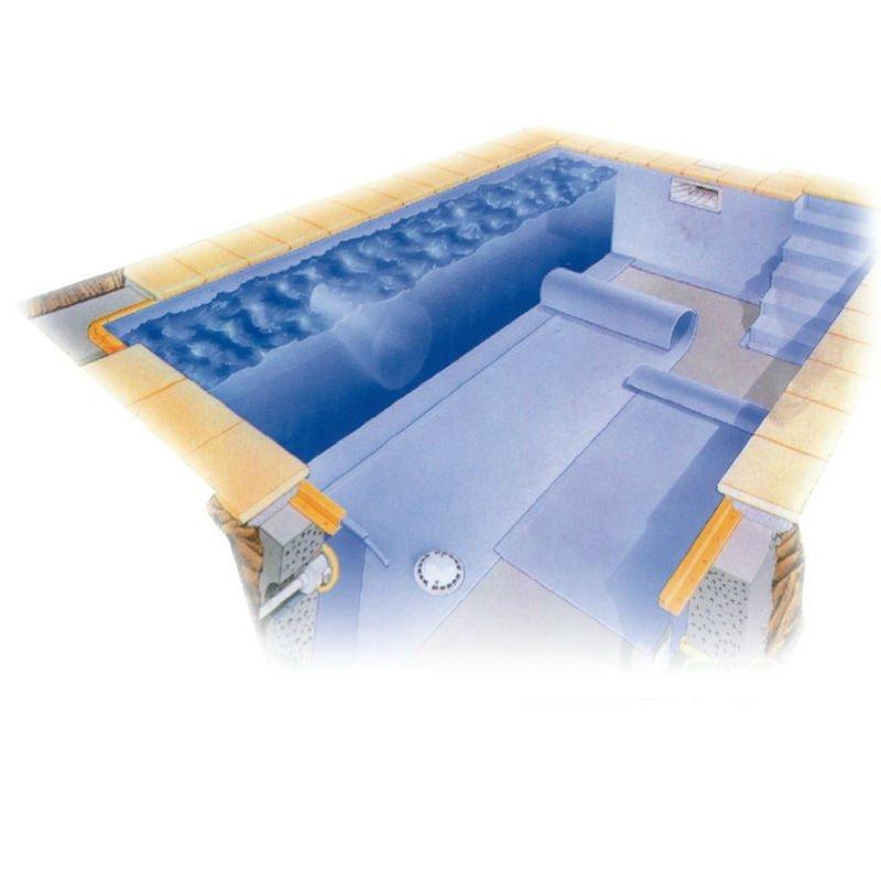 Pvc In Ground Swimming Pool Liner Pool Waterproof Liner