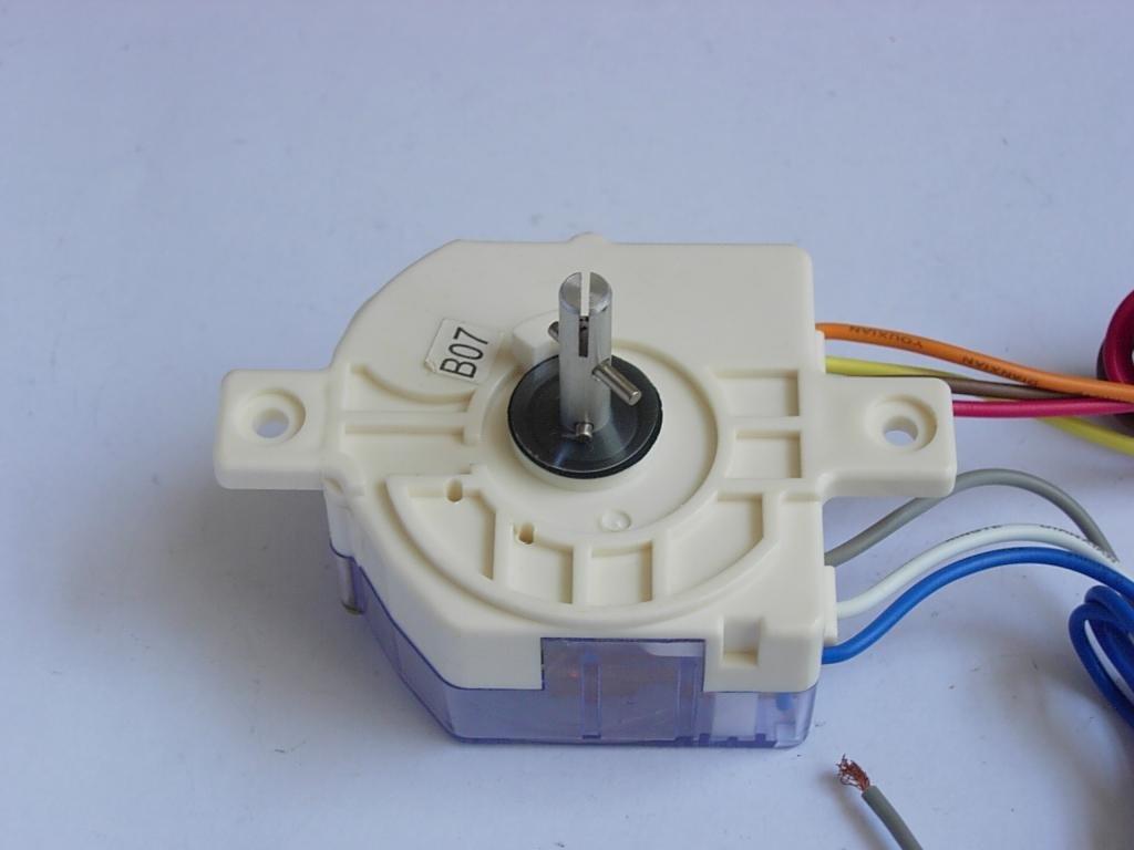 washing machine timer switch repair