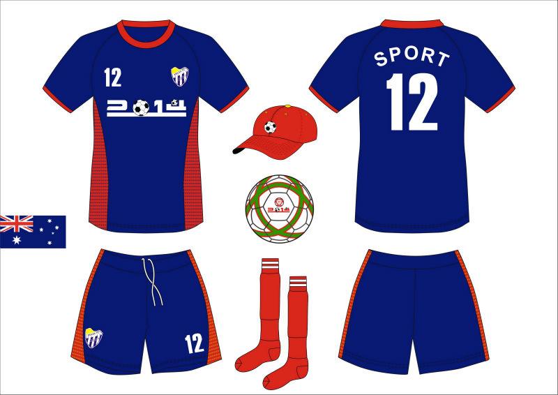 Soccer Uniform For Sale 106