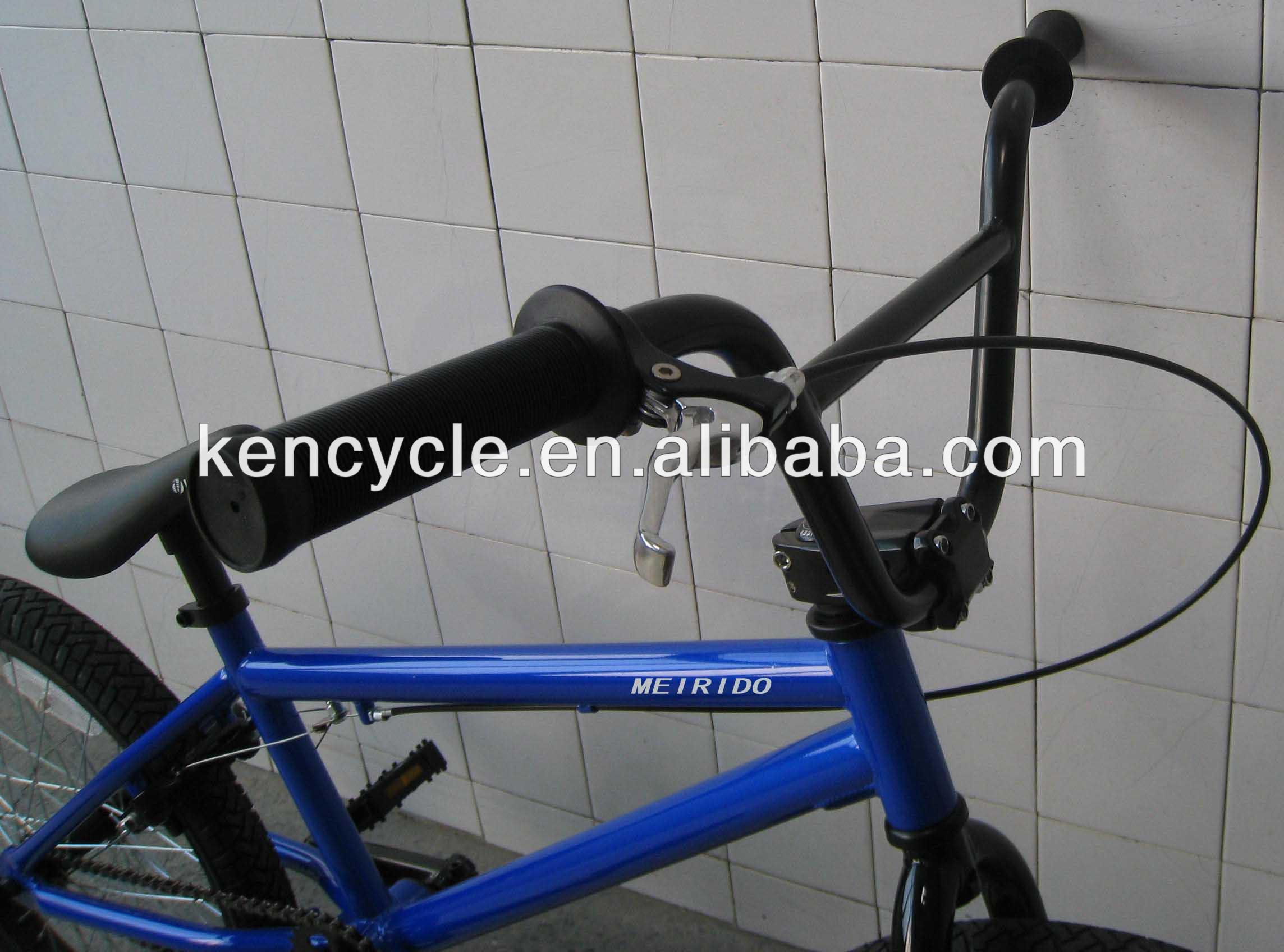 20 Pulgadas Acero Cr-mo Marco Bmx Bike/bicicleta/bmx Dirt Jump/sy ...