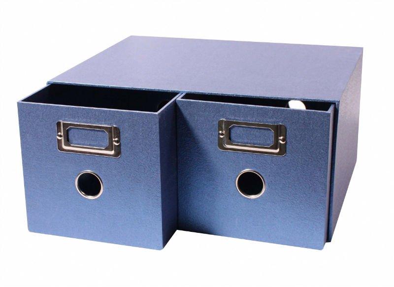 Cardboard DVD Storage Box