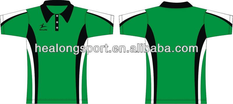 Wholesale Custom Embroidery Uniform Polo Shirts Design