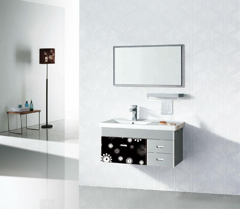 Stinaless Steel Best Quality Bathroom Vanity Combo 014 Buy Bathroom Vanity