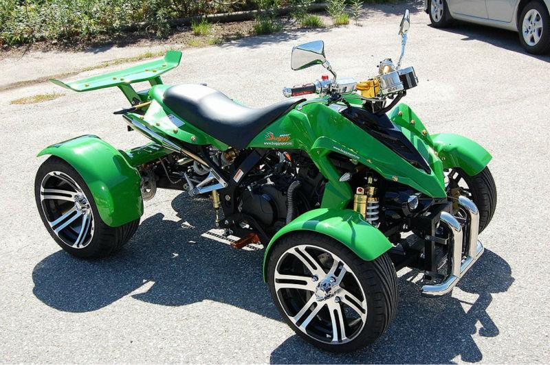 cool quad bikes