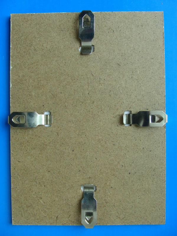 Metal Clip Frame Perspex Clip Frame Plexiglass