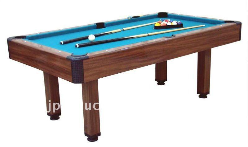 Cool Design Good Quality Kids Pool Table/ Kids Billiard Table