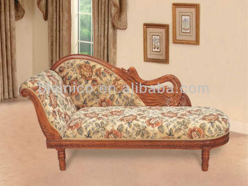 Realista cisne madera maciza chaise lounge muebles de for Ocio muebles