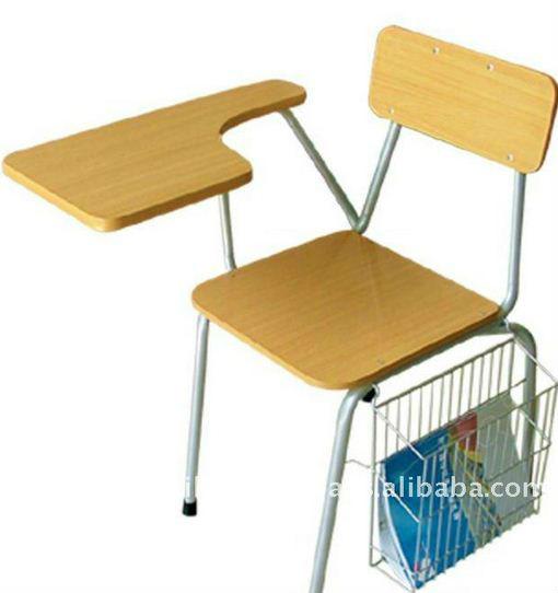 Bosquejo de madera silla muebles de la escuela con la for Muebles colegio
