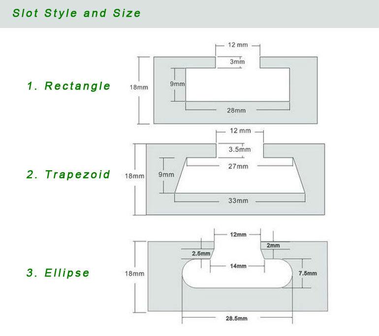 4x4 Feet Or 4x8 Feet One Side Melamine Mdf Slatwall Panel