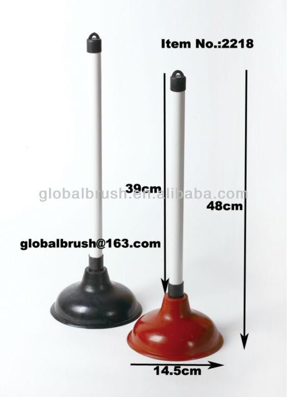 item rubber toilet dredger with pvc plastic handle buy rubber toilet plunger. Black Bedroom Furniture Sets. Home Design Ideas