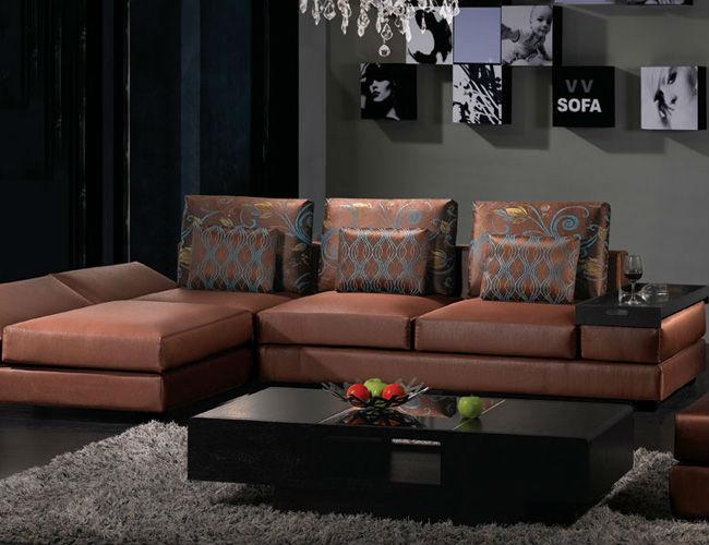 Modern EMASS Furniture Sale Cebu Fabric Sofa EM 834