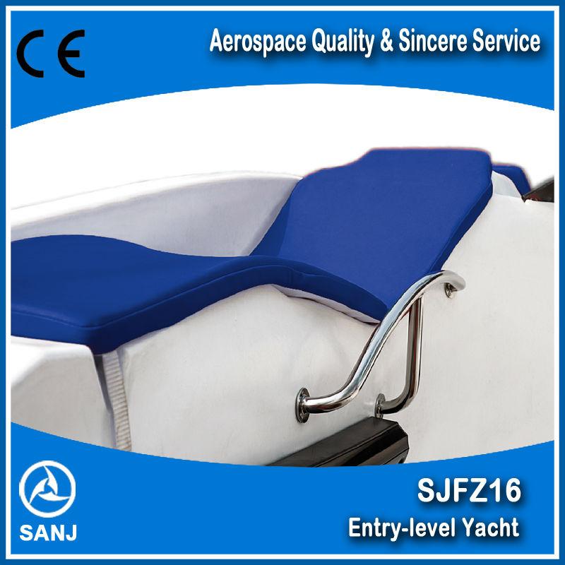 Sanj Sjfz16 Combined Boat Jet Ski Powered Boat 6-9 Person ...